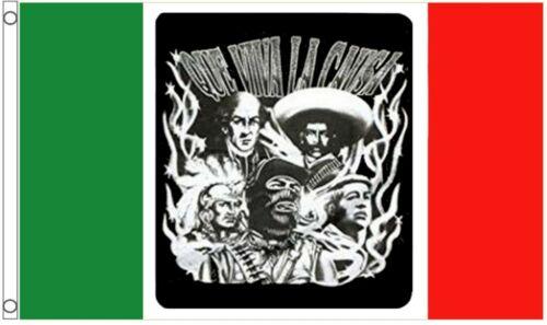 Que Viva La Causa - Live The Cause - Mexican Revolution 5