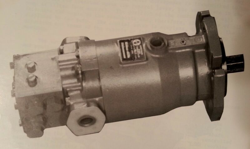 24-4026 Sundstrand-sauer-danfoss Hydrostatic/hydraulic Fixed Displacement Motor