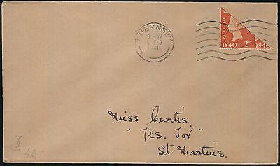 Kanalinseln Guernsey Mi.Nr. II Brief Mi.Wert 50€ (5451)
