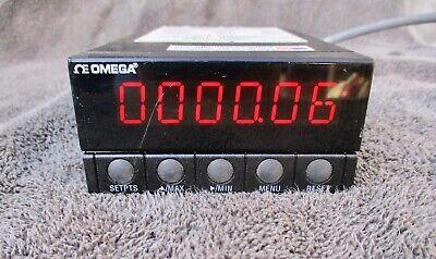 Omega Dp41 High Performance Strain Gauge Meter