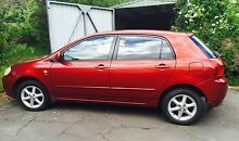 Toyota Corolla 2004 - Selling for a BARGAIN! Cygnet Huon Valley Preview