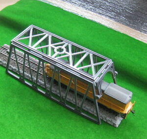 QL001-Model-Train-Railway-Truss-Girder-Bridge-Thomas-1-87-HO-OO-Scale-NEW
