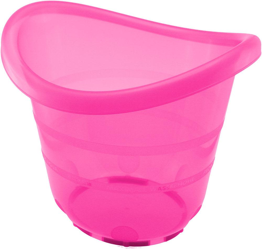 Badeeimer Babybadeeimer Babyeimer  Badewanne Bieco pink  Babybad Baden Eimer