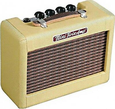 Fender 0234811000 Mini 57 Doble Amplificador TWIN-AMP De Japón Con Seguimiento