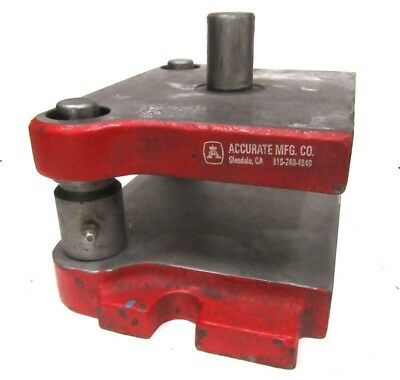 New Accurate Ac64-1 Punch Press Die Set