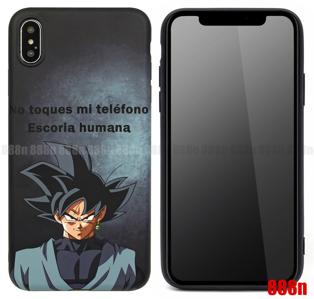 dragon ball z goku 3 iphone case