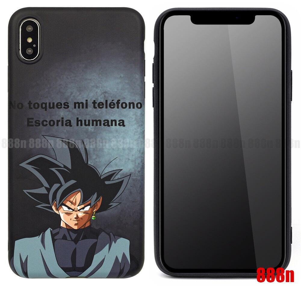 Dragon Ball Super Goku 2 iphone case