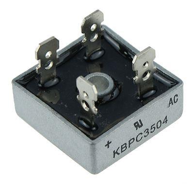 Kbpc3504 Silicone Bridge Rectifier Diode 35a 400v