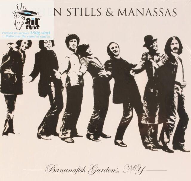 Bananafish Gardens, NY  STEPHEN STILLS & MANASSAS Vinyl Record