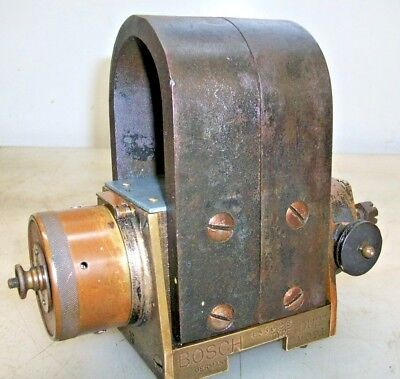 Bosch Du2 2 Cylinder Magneto Antique Motorcycle Gas Engine 453028