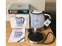 Russell Hobbs Purity kettle uses Brita filters