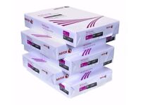 XEROX A4 PERFORMER PAPER - 5 REAMS of 500 SHEETS (2500 Sheets) - INKJET & LASER PRINTING PAPER