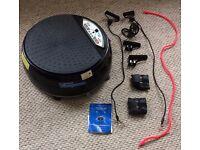 Vibrapower Disc, Vibrating Plate.