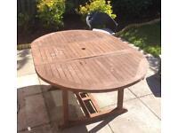Garden / Patio Table Heavy duty