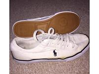 Men's Ralph Lauren trainers