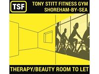 Room to rent in successful gym TSF-Shoreham-by-Sea-Suit eyebrow tattoos-botox-eyelash/nails/beauty