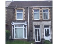 Family 2 & 3 Bedroom Houses available Neath Briton Ferry and Fforestfach Areas