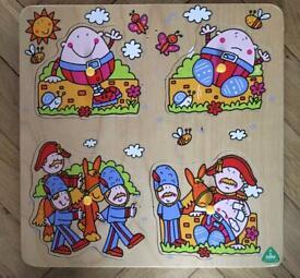 Children's puzzle's