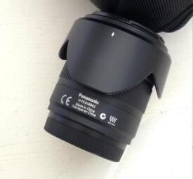 Panasonic lumix lense