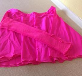 Starlite Dancewear Circular Skirt, Size MA