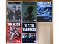 The Wire: The Complete Seasons 1 - 5 Box Set