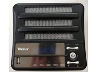 Thecus N3200 3 bay NAS No HDDs Diskless Server w/ PSU like Synology or Qnap