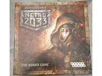 Metro 2033 board game
