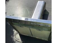 Creda Stainless Steel Extractor Hood 60 cm wide