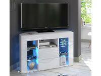 *BRAND NEW* Corner Tv Unit - White
