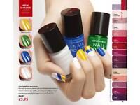 Colourbox Nail Polishes
