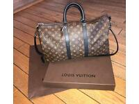 Louis Vuitton Keep All 45 Monogram Hold all
