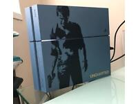 Playstation 4 Uncharted Edition