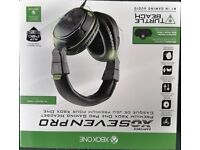 NEW&SEALED Turtle Beach Ear Force XO SEVEN Pro Premium Xbox One Pro Gaming Headset