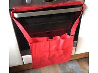 X50 Red fabric bags (New)
