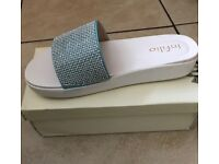 New with box women slipper for summer from Poland