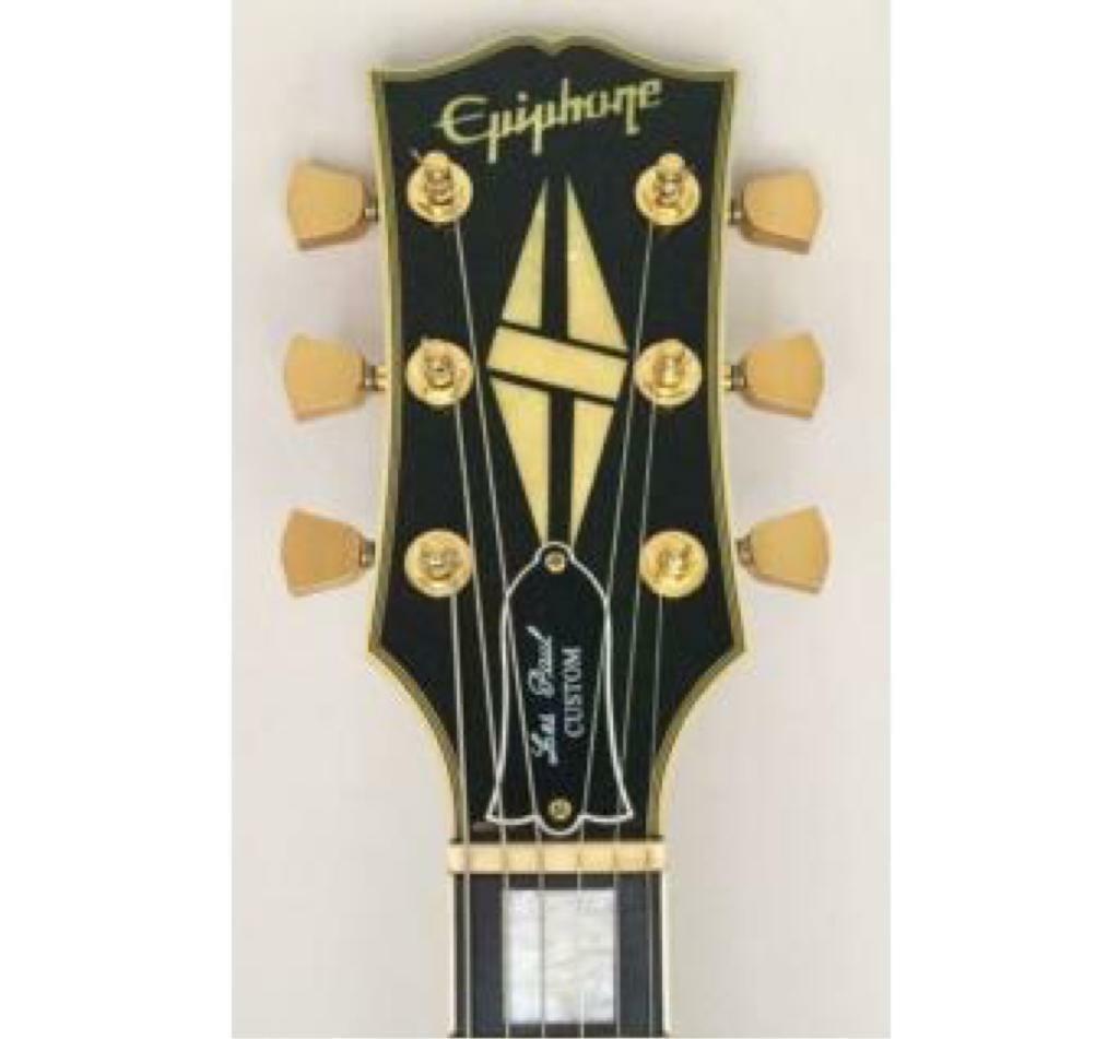dating japanske epiphone guitarer