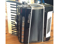 Baile Ballerina 48 bass piano accordion