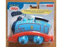 My first Thomas rattle roller