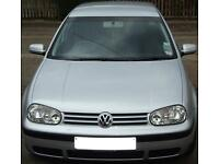 VW GOLF 1.4 MINT CONDITION-M.O.T. March 2017