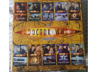 Doctor Who the collection books.
