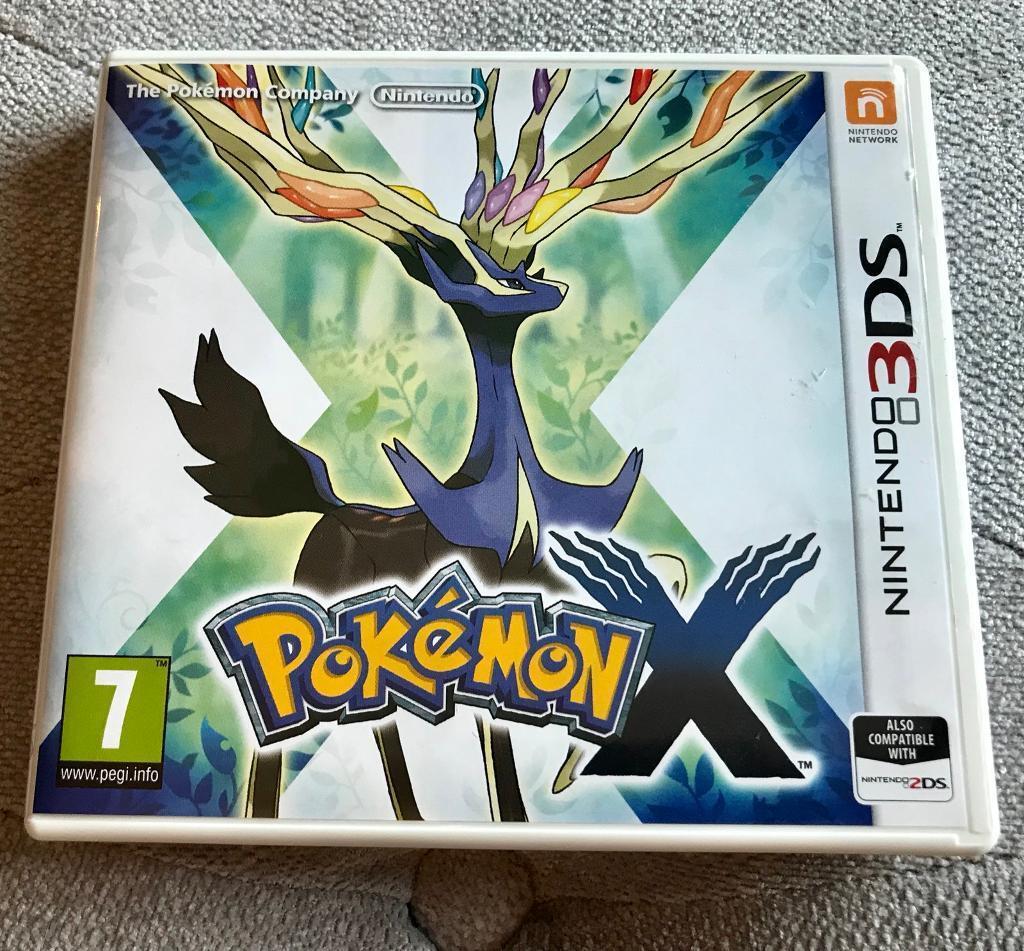 Pokemon X Nintendo