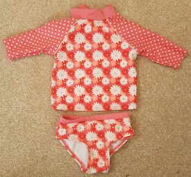 Baby Swimsuit Size 6-9 Months
