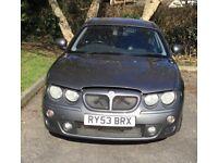 For sale - MG ZT 190 V6 2.5
