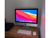 Apple iMac 4K 21.5inch 2019 3.6 GHz Quad Core Intel Core i3 8GB