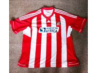 Sunderland A.F.C. Football Shirt/Strip.