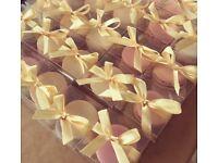Macaron Wedding Party Favours