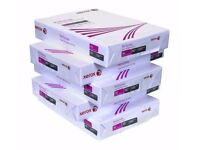 XEROX A4 PERFORMER PAPER - 1 BOX (5 REAMS of 500 SHEETS) - INKJET & LASER PRINTING PAPER - 80g/m2