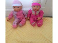 Kids joblot dolls