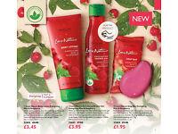 LOVE NATURE Shower Cream