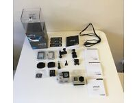 GoPro Hero 4, excellent condition, all parts included